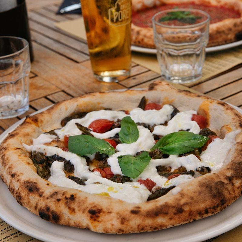 Le pizzerie all'aperto del Mestrino per riconoscere che la pizza non è tutta uguale