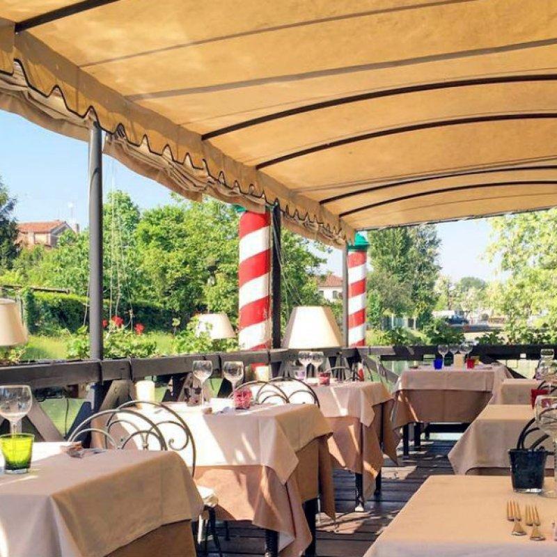 Veneto: 7 ristoranti sul fiume con qualcosa in più