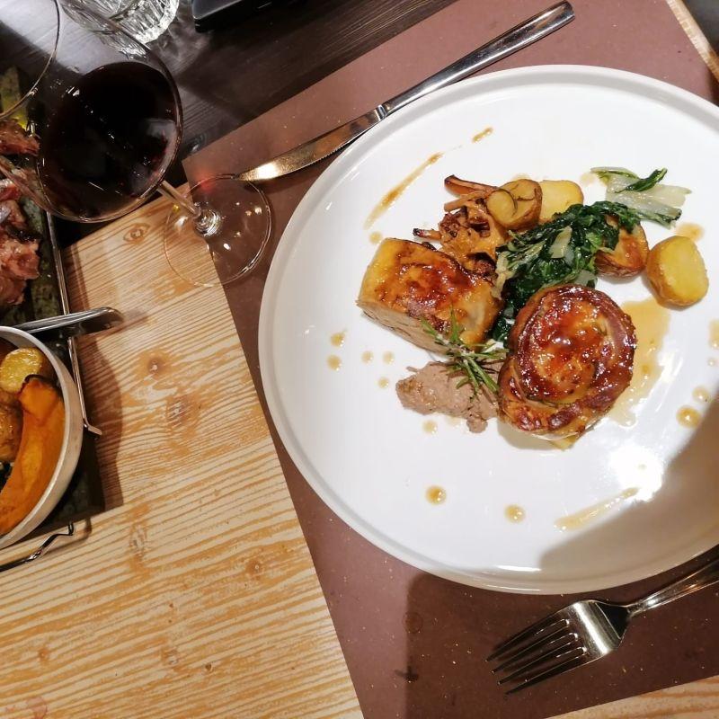 Bastian Osteria e Foresta Bastian: come si mangia nel più grande plateatico di Treviso