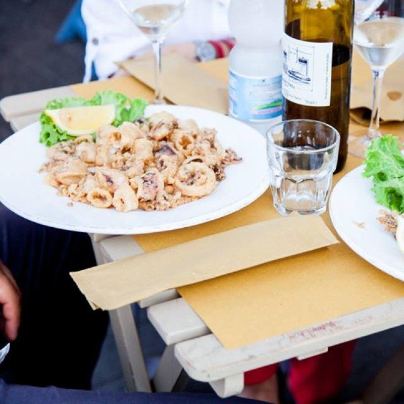 Voglia d'estate, voglia di mare: dove mangiare la frittura di pesce a Firenze