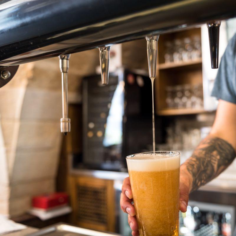 Gioia e sicurezza: la strategia di questo Beer Shop di Barletta per tornare alla vita