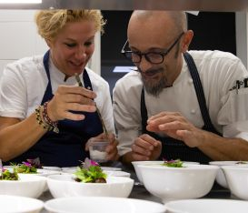 Un italiano nella top ten mondiale dei migliori ristoranti con menu green