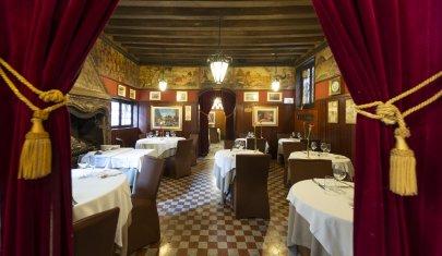 Mai mangiato tra gli affreschi? Io sì, a Venezia e nel suo entroterra (ed è pura magia)