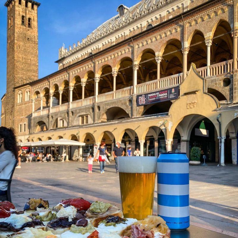 Bacaro Tour in 7 mosse, ma a Padova