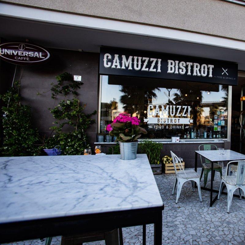 Camuzzi Bistrot: il sogno di una cucina gourmet diventa realtà