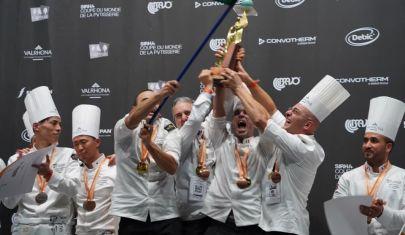 E l'Italia è anche Campione del Mondo di Pasticceria