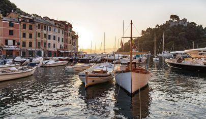 Il tre stelle Michelin Da Vittorio apre a Portofino