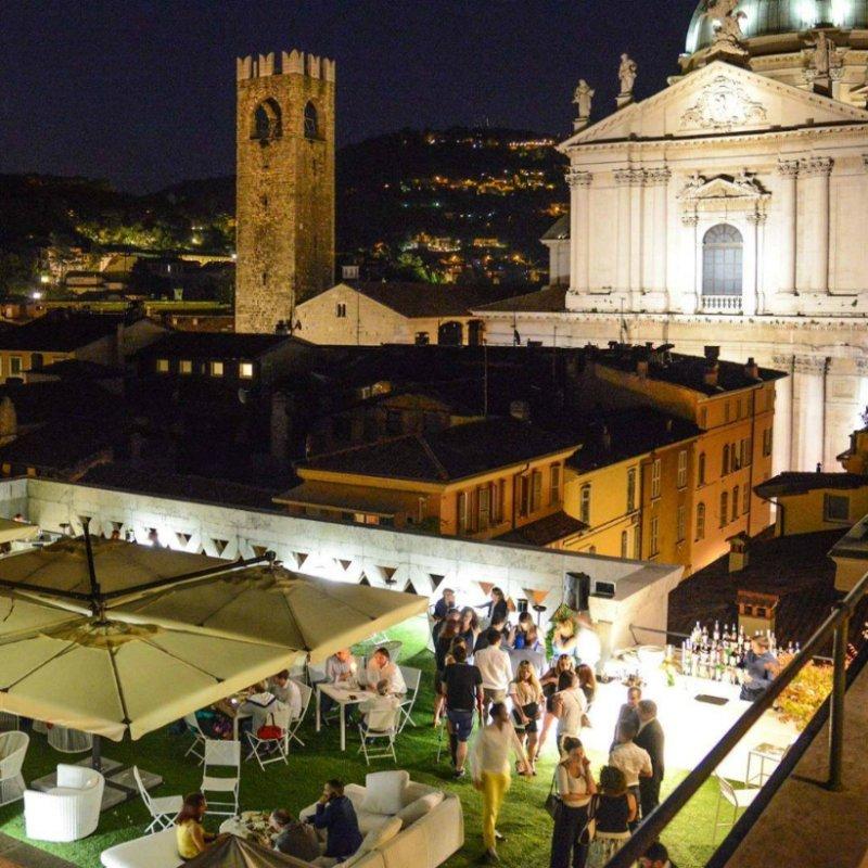 Come ti svolto la giornata: i locali per un aperitivo o una cena all'aria aperta in centro a Brescia
