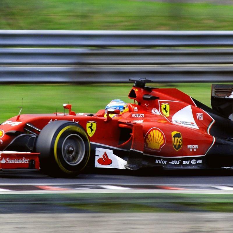 Le vittorie di Formula 1 si brinderanno con lo spumante italiano Ferrari