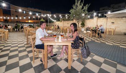 Pizzerie all'aperto a Lecce: per mangiare la pizza nelle ultime sere d'estate
