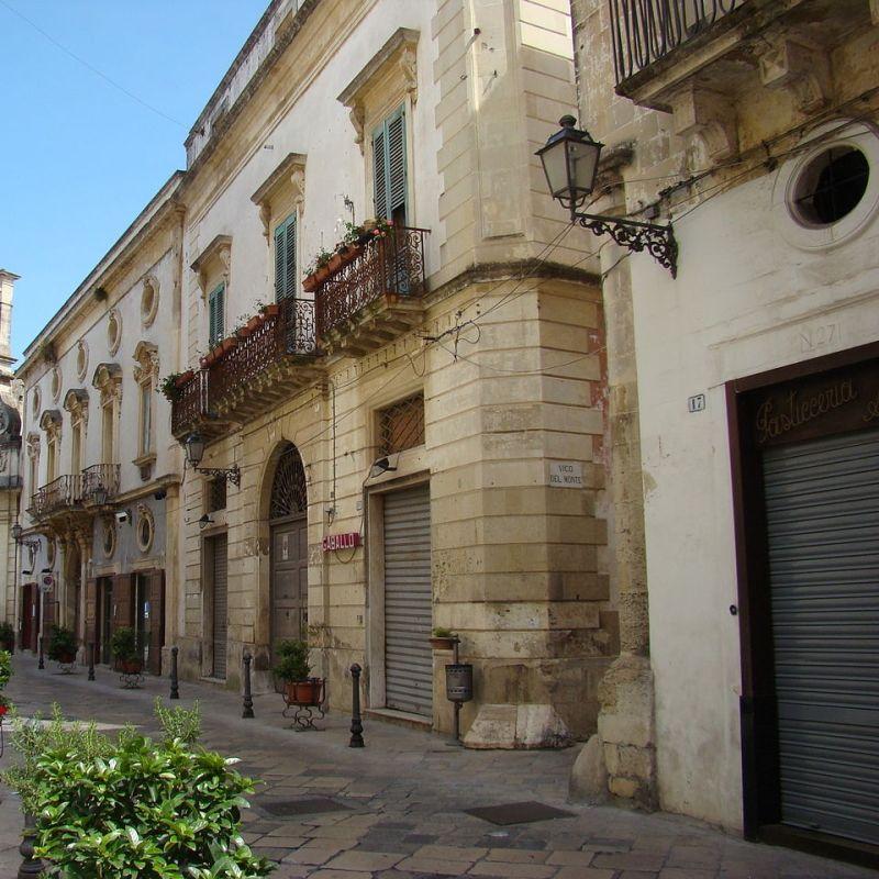5 locali di Galatina dove puoi fare asporto o consegna a domicilio