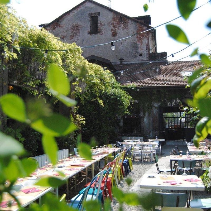 Milano segreta: 5+1 ristoranti nelle corti più suggestive
