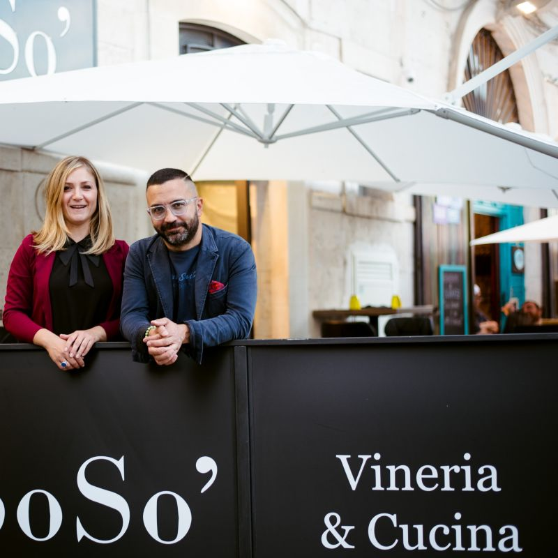 Giuseppe e Sonia Romanazzi: vi spieghiamo cosa significa fare i ristoratori in Puglia