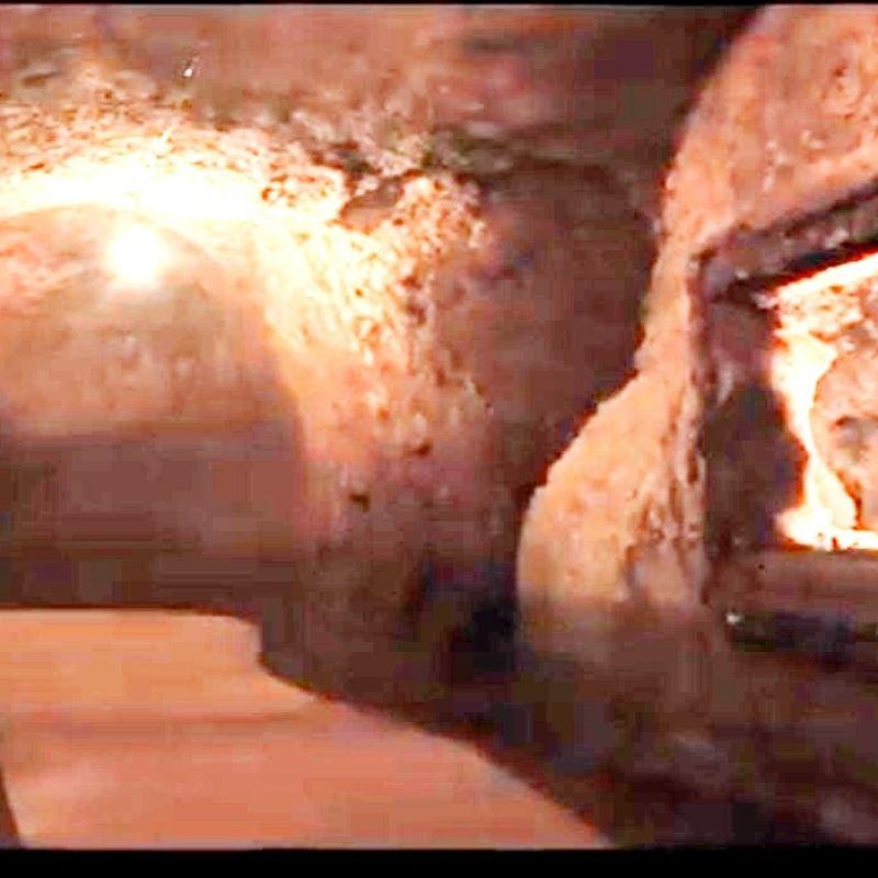 Al Pigneto hanno scoperto una grotta etrusca sotto il Bar Necci