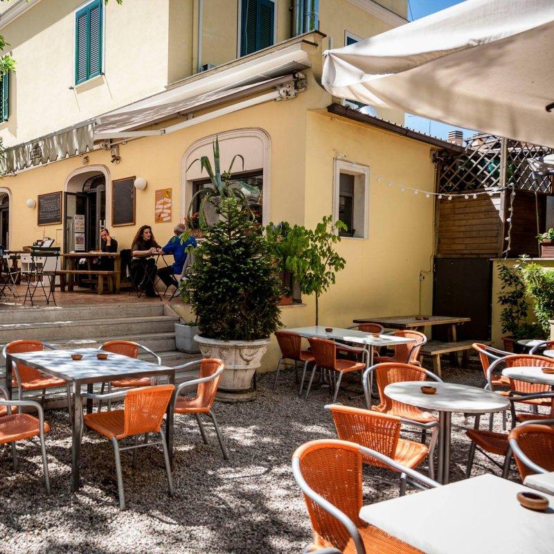 Guida agli aperitivi di Roma - edizione il Pigneto, quartiere della movida 'underground'