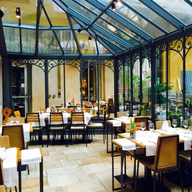 Dehors e giardini d'inverno: sei ristoranti di Milano in cui poter cenare all'aperto anche d'inverno