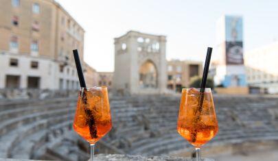 L'aperitivo a Lecce: i locali dove farlo strano.