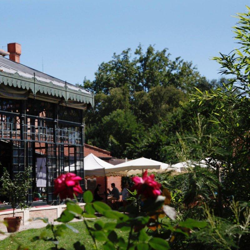 In giardino, con stile. Mangiare circondati dal verde a Venezia si può