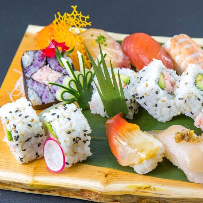 Scandire il mese a suon di: quando andiamo a mangiare il sushi? 10 ristoranti da provare a Roma