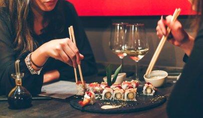 Shabu Lecco: il successo della formula Open Sushi, unito all'arte della mixology