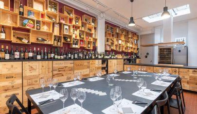 Ha aperto a Milano il primo wine storage per gli appassionati di vino di qualità