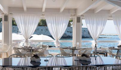 Aquae Restaurant & Bar: l'Arca della Bellezza sul Mare di Trani