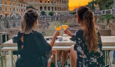 Beviamo via l'afa. I signature cocktail dell'estate romana 2021