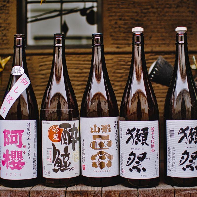 Nasce a Firenze il primo delivery tutto dedicato al Sake