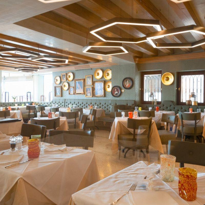Principessa Bistrot & Restaurant: dove mangiare veneziano con una magnifica vista di Venezia