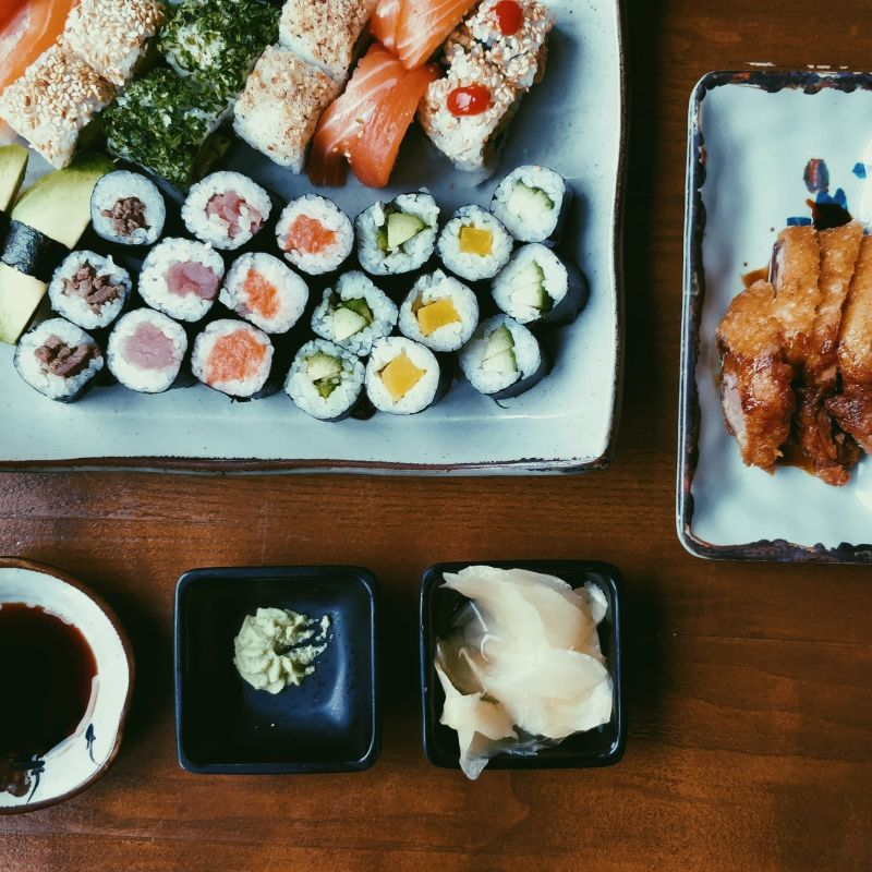 Ristoranti Giapponesi a Bari: gli all you can eat in cui andare o ordinare delivery