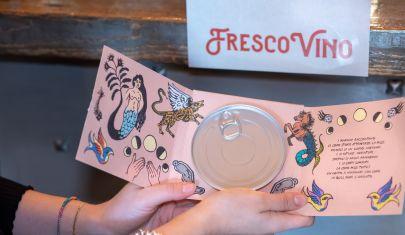 FrescoVino: la WebApp che ti porta l'aperitivo al parco