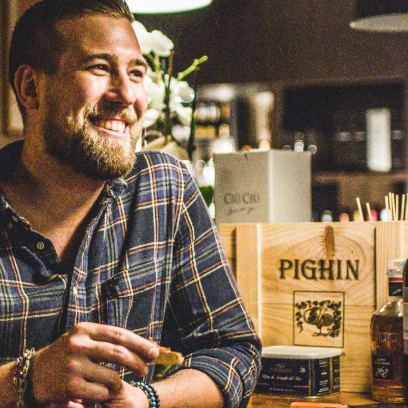 L'aperitivo mestrino ha un nuovo hot spot: ecco Pepe Nero Vineria spiegata da Diego Peralda