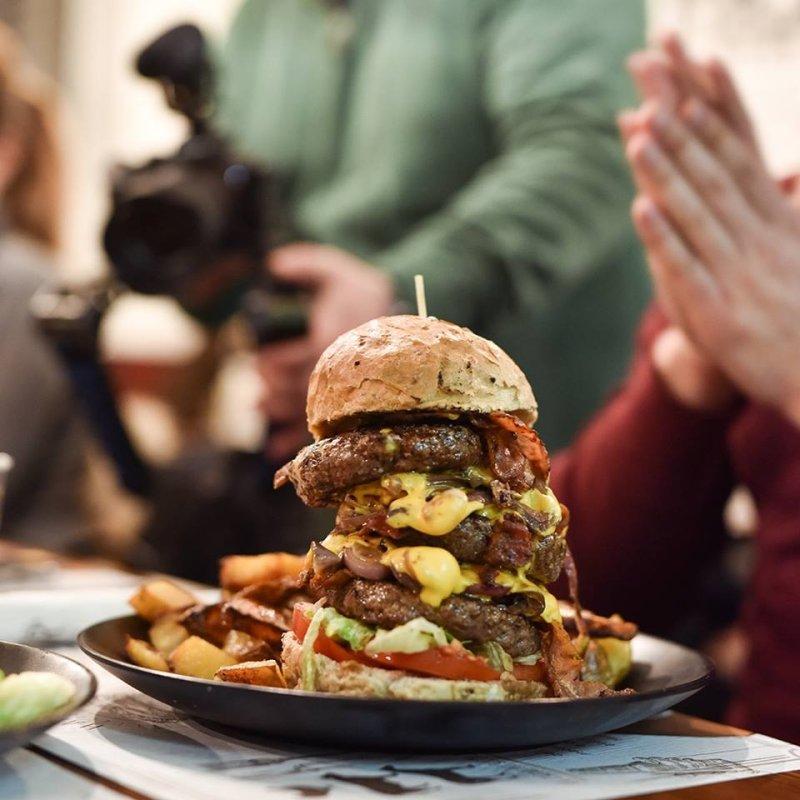 Hamburger da sogno - edizione San Giovanni. Tutti quelli da provare senza pentirsene