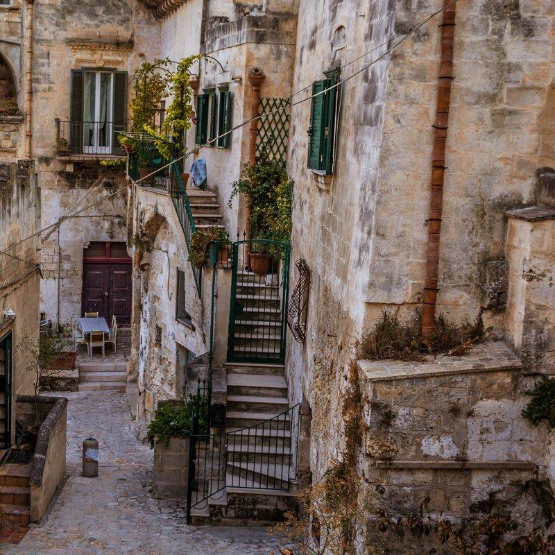 Dove festeggiare San Valentino a Matera
