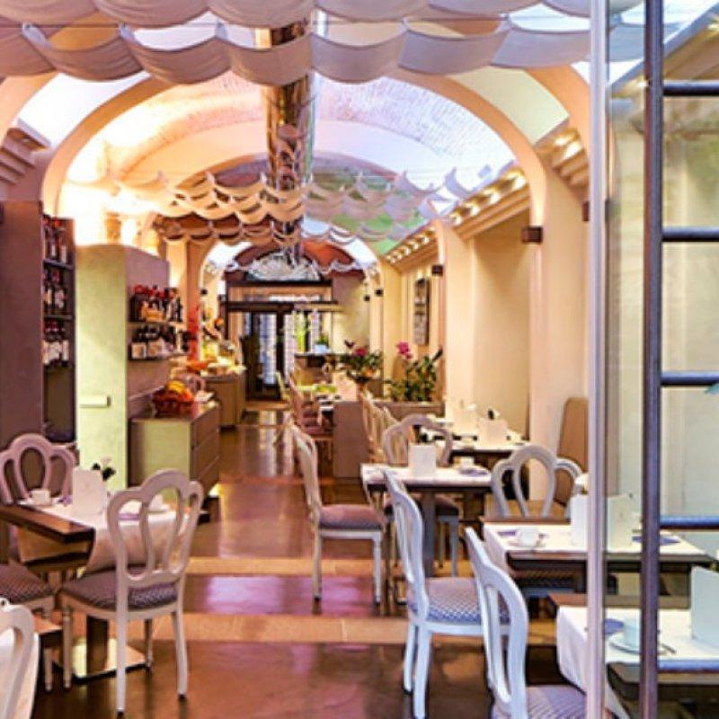 L'eleganza del centro storico di Firenze si rispecchia nei suoi bar e ristoranti