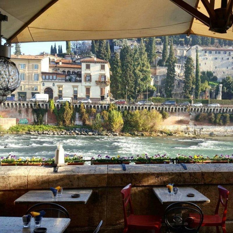 L'aperitivo mozzafiato a Verona