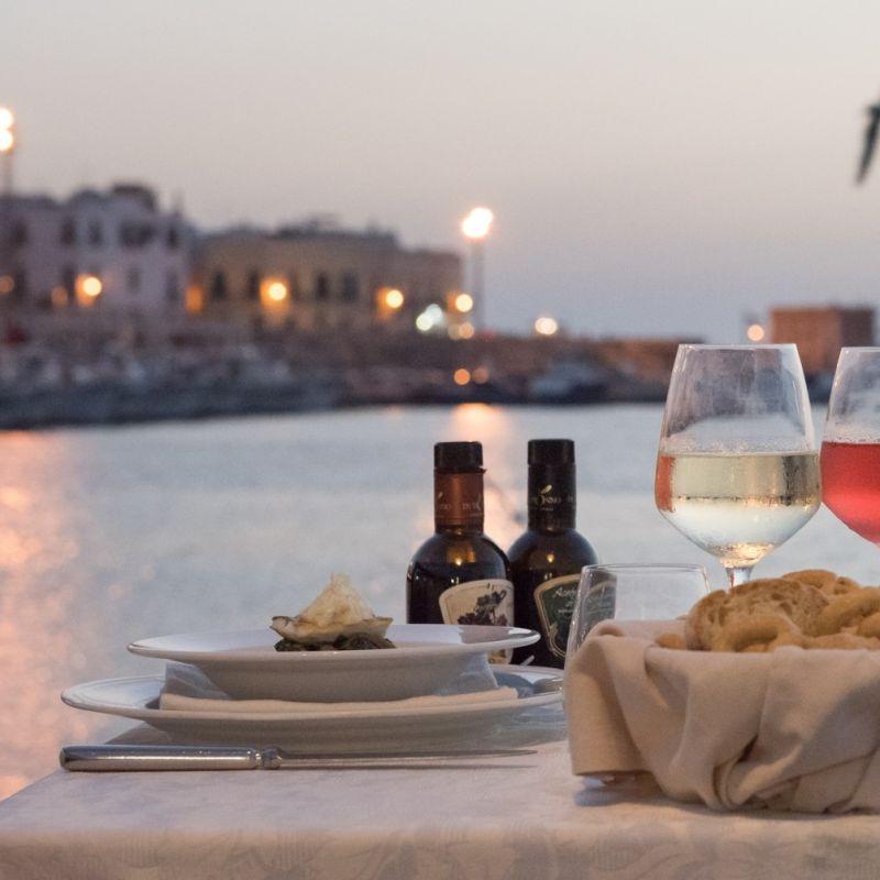 Hai detto pesce? 10 ristoranti a Gallipoli che devi conoscere per toglierti ogni voglia