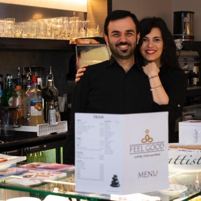 Obiettivo star bene: intervista a Stefania e Fabio titolari del Feel Good a Bari