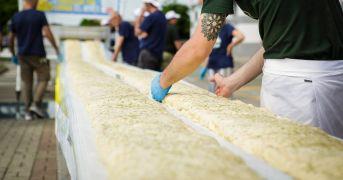 Guinness World Record sezione cibo: l'Italia c'è!