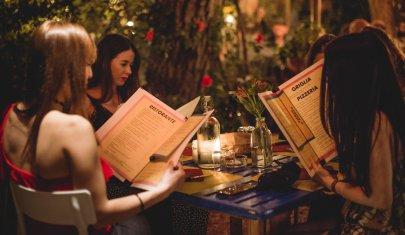 7 ristoranti con giardino dove sentirsi in vacanza in Veneto