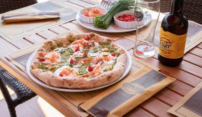 L'estate alla pizzeria Valle dei Mulini: tutto quello che si potrebbe mai desiderare