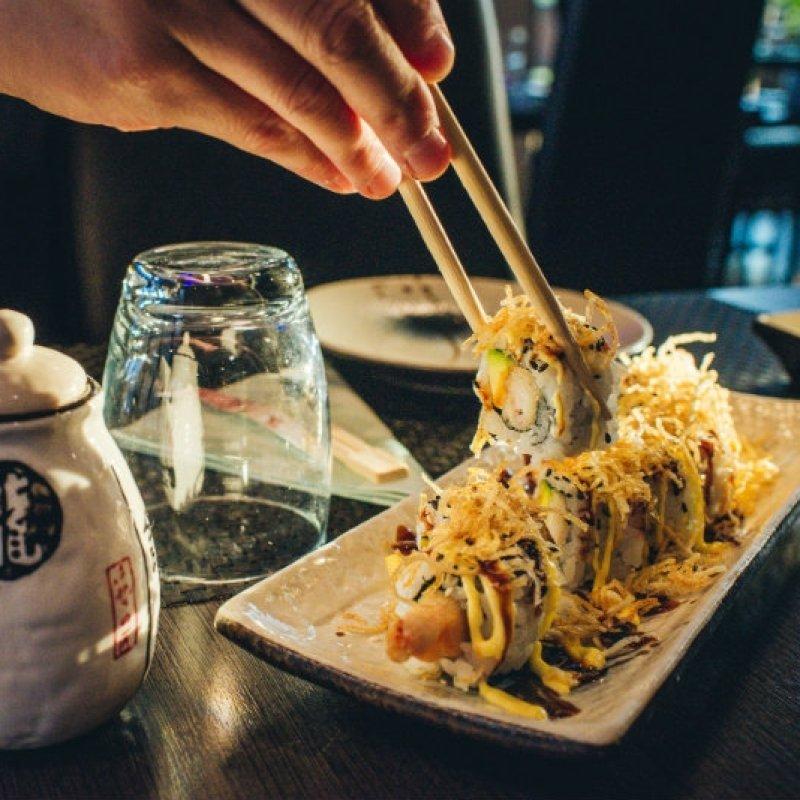 Tutti i motivi per mettere Saikesushi in cima alla lista dei sushi mestrini