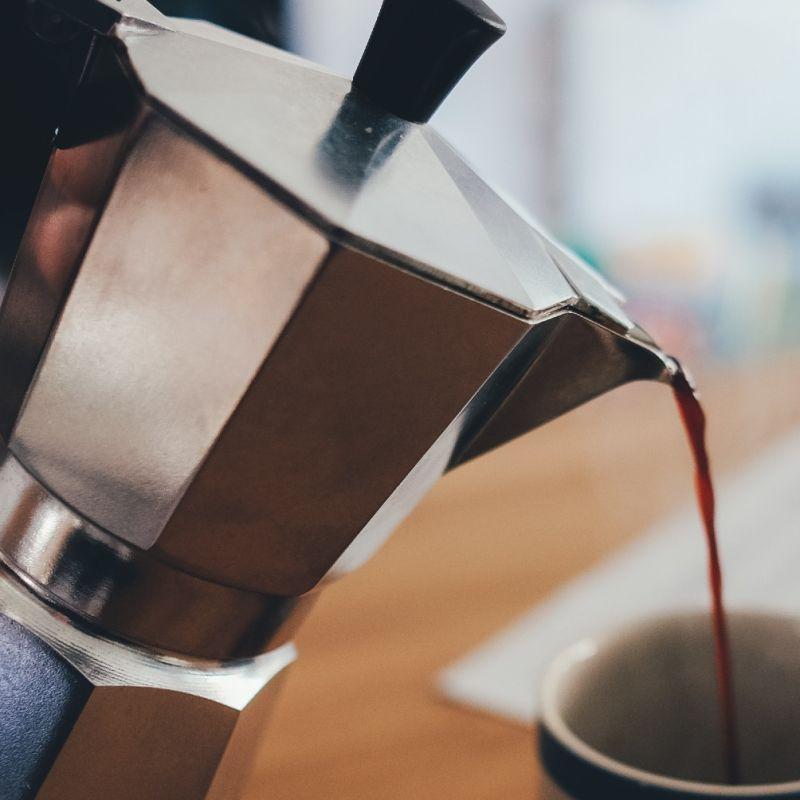 Quando togliere la moka dal fuoco: il caffè a regola d'arte in quattro mosse