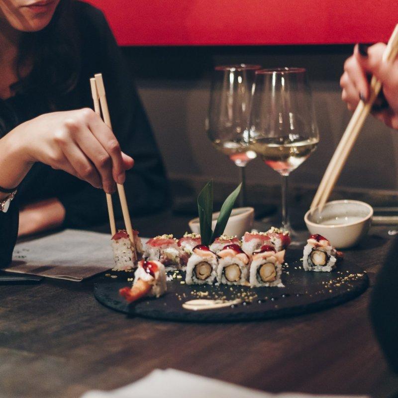 Voglia di sushi sul lago: dove mangiare giappo a Lecco