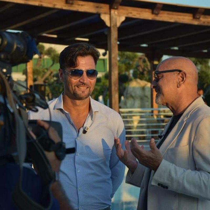 Cibo & sport, le due passioni di Triggiano raccontante da Pasquale De Ruvo
