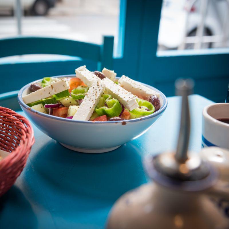 A Bari c'è un ristorante greco dove anche i greci amano mangiare, parola di Alessandro Campa