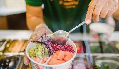 L'insalatona è demodé: a Firenze si pranza con la bowl