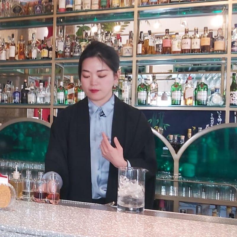 Hanuel Lee la bartender coreana col cuore a Bari ha le idee chiare sul futuro della professione