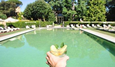 Aperitivo in giardino: dove goderselo tutto a Firenze e dintorni
