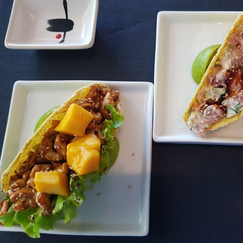 Il mio pranzo allo Zushi: delizie giapponesi e cucina fusion
